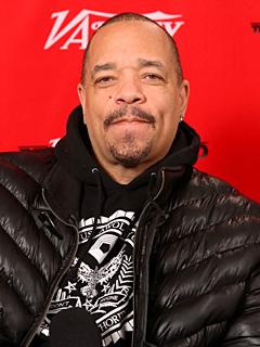 West Coast Rapper Ice-T